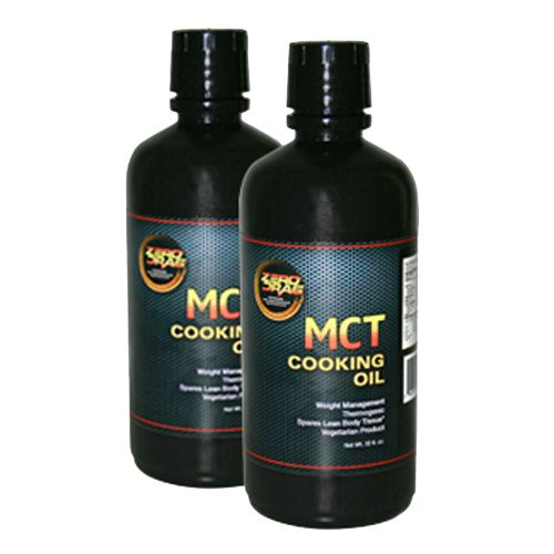 Zero Drag MCT Cooking Oil : Upgraded Zero Drag 100% MCT Oil I have been using 100% MCT Oil for more than 14 years. I swear by the stuff. It was a major factor in my extreme weight loss & has continued to be a chief component in my maintenance program.  Beware of the marketing. Just because a product says that it is MCT Oil doesn't mean that it is 100% MCT Oil. All you need is 1 tbsp per serving & cook on low to medium heats. Remember I +II + MCT is your BEST FAT BURNING COMBINATION…