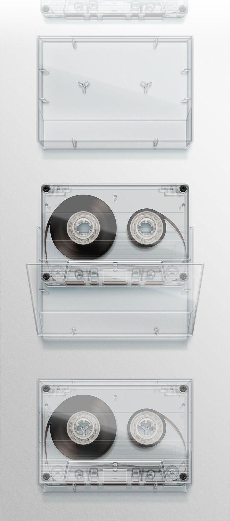 Cassette player full