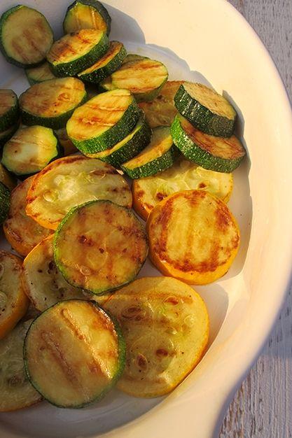 Grilované cukety - DIETA.CZ Grilované cukety Cukety zelené, žluté, strakaté…