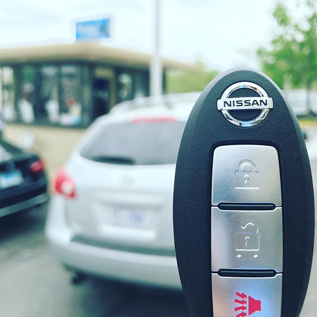 Nissan 3 Button Smart Key Fob Silicone Rubber Remote Cover Titan