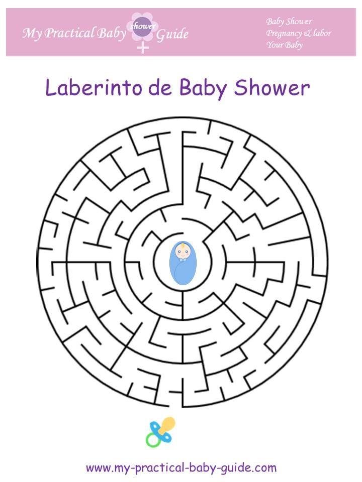 Buscas Juegos para tu Baby Shower? Aquí podrás encontrar muchos juegos para tu baby shower, gratis, en español y listos para imprimir.