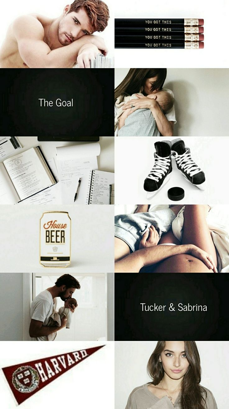 Tucker and Sabrina   The Goal   Off-Campus   Elle Kennedy