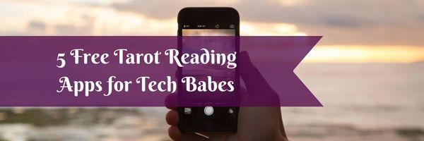 5 Free Tarot Reading Apps