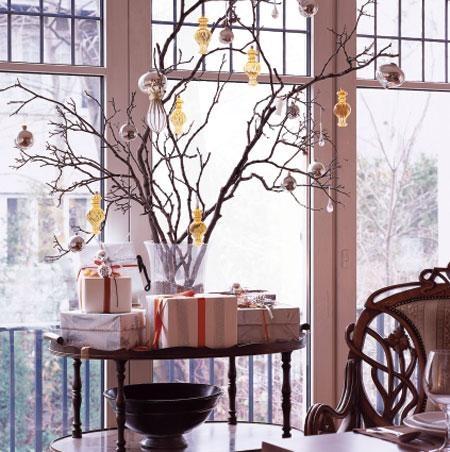 Elegant Unique Tabletop Christmas Tree