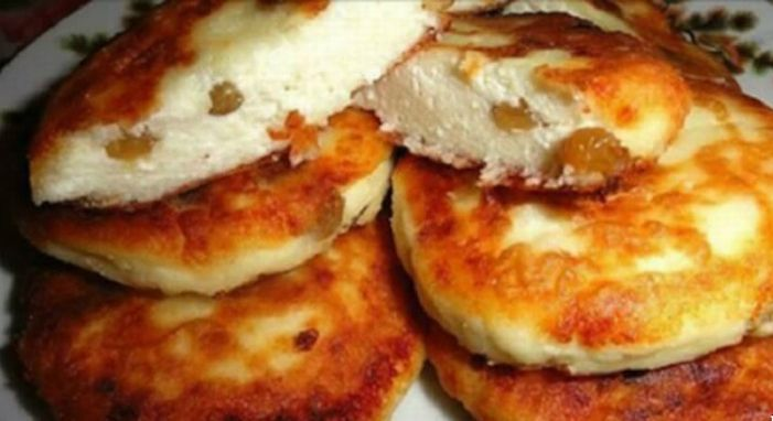 Быстрый и очень вкусный рецепт сырников с изюмом. Их вкус вы не забудете никогда, а дети попросят добавки. Нежные сырники с изюмом — это вкусный, полезный завтрак и...