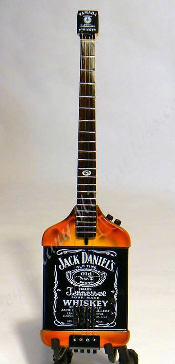 Michael Anthony Jack Daniels Miniature Bass