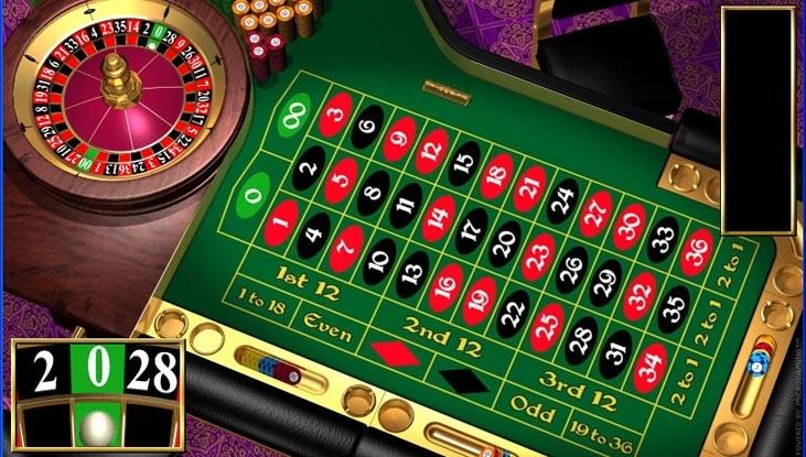 vegas casino online roulette