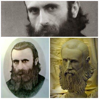 Dan Manaila: Sculptorul troiței de la Mănăstirea Diaconești a r...