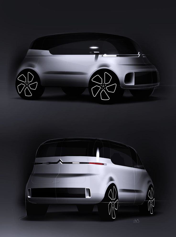 Car sketches... on Behance