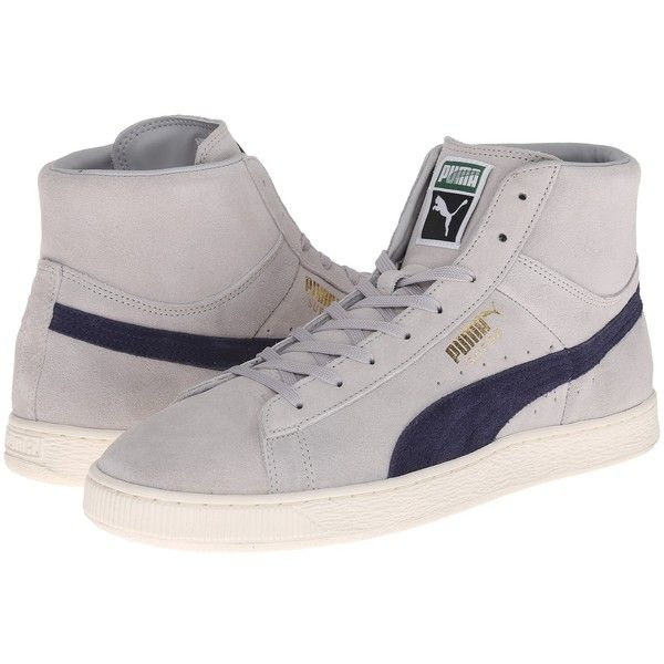best loved 31c67 d1a51 puma suede high tops