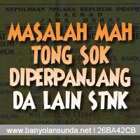 DP BBM Banyolan Sunda: Masalah