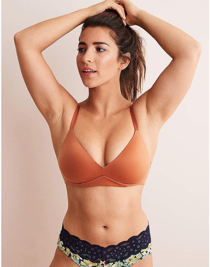 4517f47f8 aerie Real Sunnie Wireless Full Coverage Push Up Bra