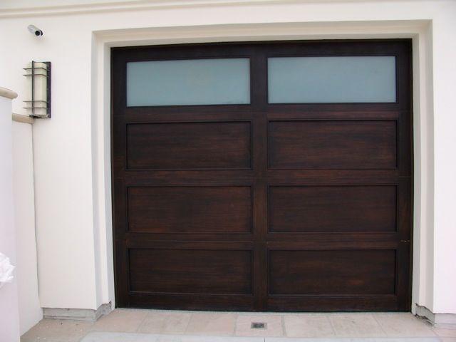 Modern Garage Doors