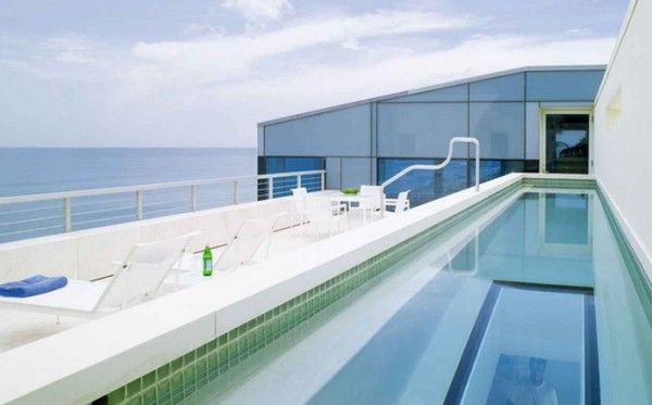 Beach House Swiming Pool Design By Hughes Architects 600×373 - pictures, photos, images
