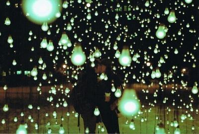 light bulbs and love