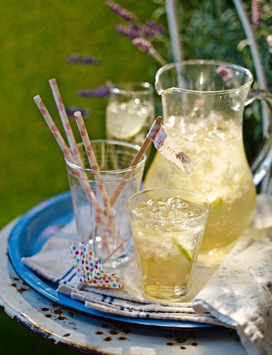 Homemade elderflower cordial | Food & Drink | Pinterest