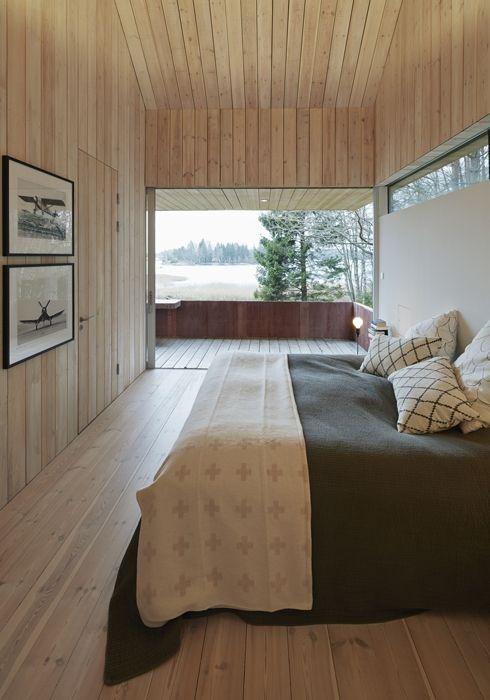 Oltre 25 fantastiche idee su design di interni svedesi su - Stufe a legna scandinave ...