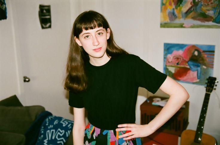 Frankie Cosmos' Greta Kline