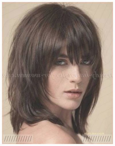 Schöne mittlere Länge Frisuren für dünnes Haar …