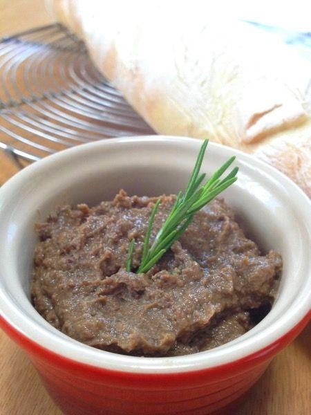 鶏レバーのハーブオイル焼き&ペースト by つちやよしこ | レシピサイト ...