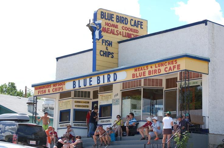 Bluebird Cafe - Regina Beach, SK