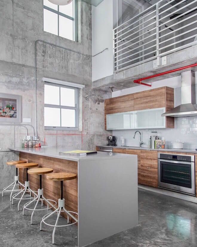 Best 25+ Industrial Chic Kitchen Ideas On Pinterest