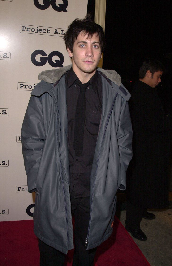 Pin for Later: A Nostalgic Look Back at Celebrities' Earliest Red Carpet Appearances Jake Gyllenhaal, 2001