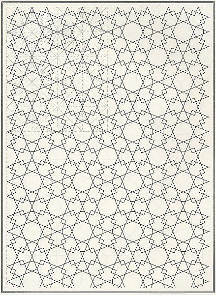 Pattern in Islamic Art - BOU 047