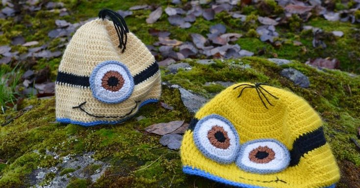 Hobbyuglas hule: Grusomme meg - Minions