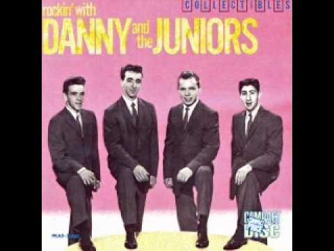 Danny and the Juniors- At The Hop (lyrics in discription) - YouTube