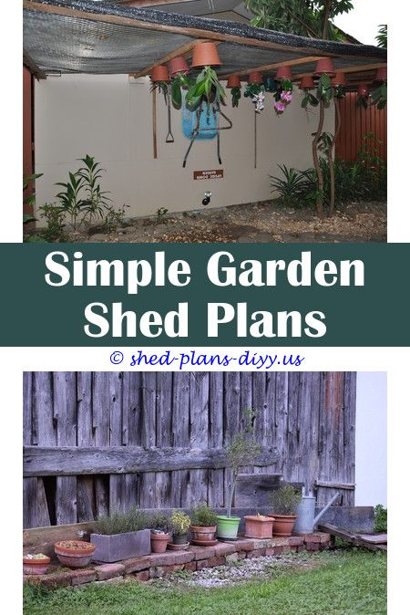 12x24 Outdoor Storage Shed Plan And Material List Free Garden Shed