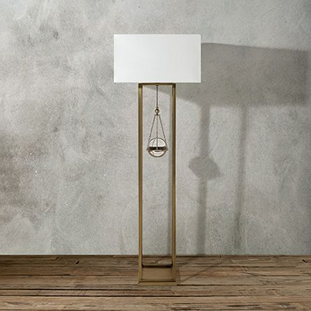 Shop the Architect Collection at Arhaus. | Floor lamp ...
