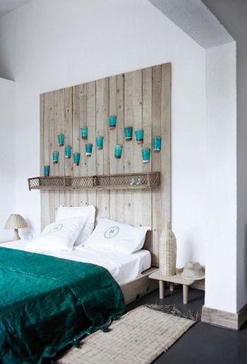 51 best Tête de lit images on Pinterest Bedroom ideas, Bed - Fabriquer Une Chambre Noire En Carton