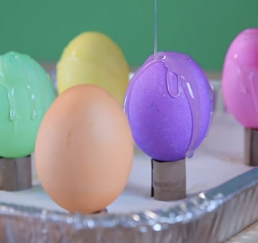 How to Dye Easter Eggs Into Psychedelic Colors