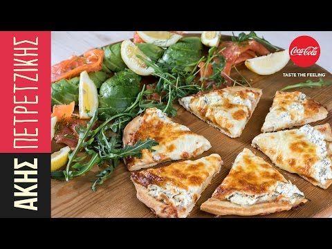 Wrap ολικής με κοτόπουλο | Kitchen Lab by Akis Petretzikis - YouTube