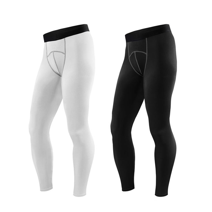 Aliexpress.com : Buy 2 Pieces Men Athletic Compression Skin Under Base Layer Fitness Long Leg Pants from Reliable pants pants suppliers on Lemorecn Store