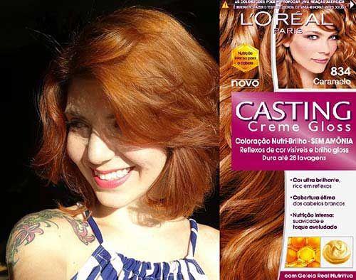 NavegaçãoLinhas de Tintas L'OréalLinhaParisCasting Creme Gloss de L'Oréal ParisOutros Produtos da L'Oréal que se destacam no mercadoExistem marcas que se tornam praticamente o modelo a ser seguido por outras de menor expressão por sua qualidade e excelência nos produtos. Assim é a tintura L'Oréal que há anos cuida dos cabelos femininos deixando as mulheres ainda …