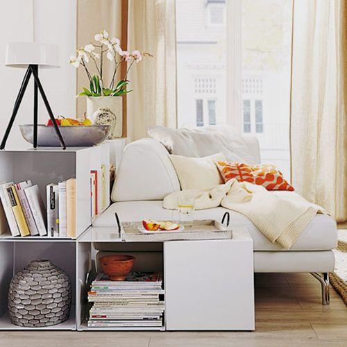 51 besten regale Bilder auf Pinterest Arbeitszimmer, Büchereien - wohnung einrichten ideen wohnzimmer