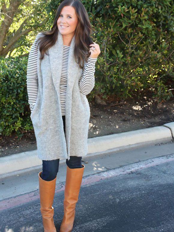 Fashion Fix: Mouwloos vest - My Simply Special