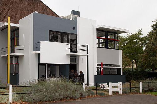 Casa Rietveld Schroder