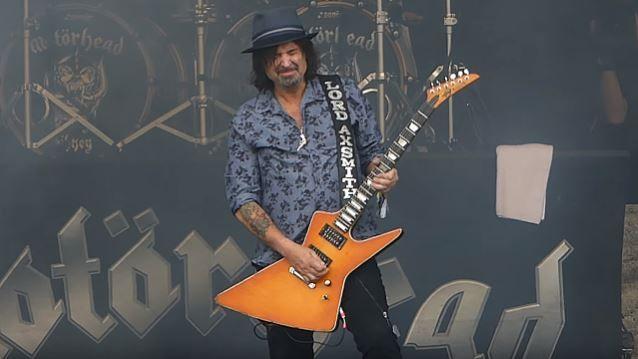 MotÖrhead Guitarist Phil Campbell's Solo Album To Feature Guest ...
