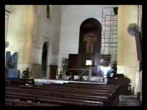 This is the church my precious father was baptized at .. its the Parroquia de la Invencion de la Santa Cruz de Bayamon