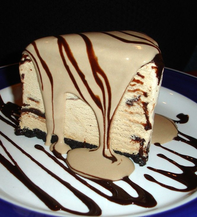 Recipe for Kahlua Ice Cream Pie
