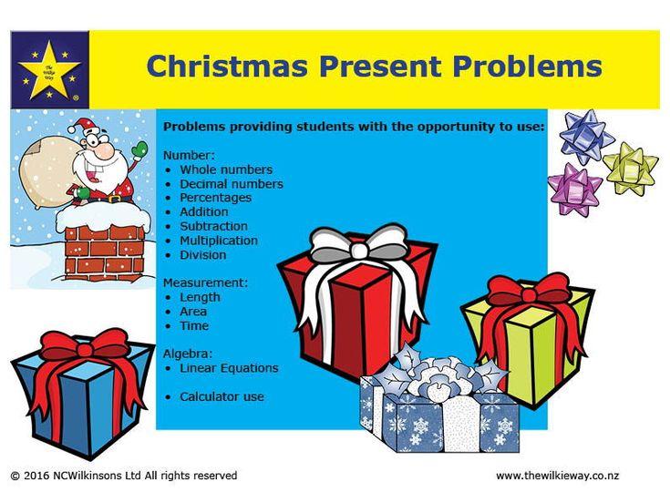 Christmas Present Problems
