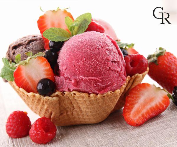 Dondurma sezonunu açanlar beğensin. :)