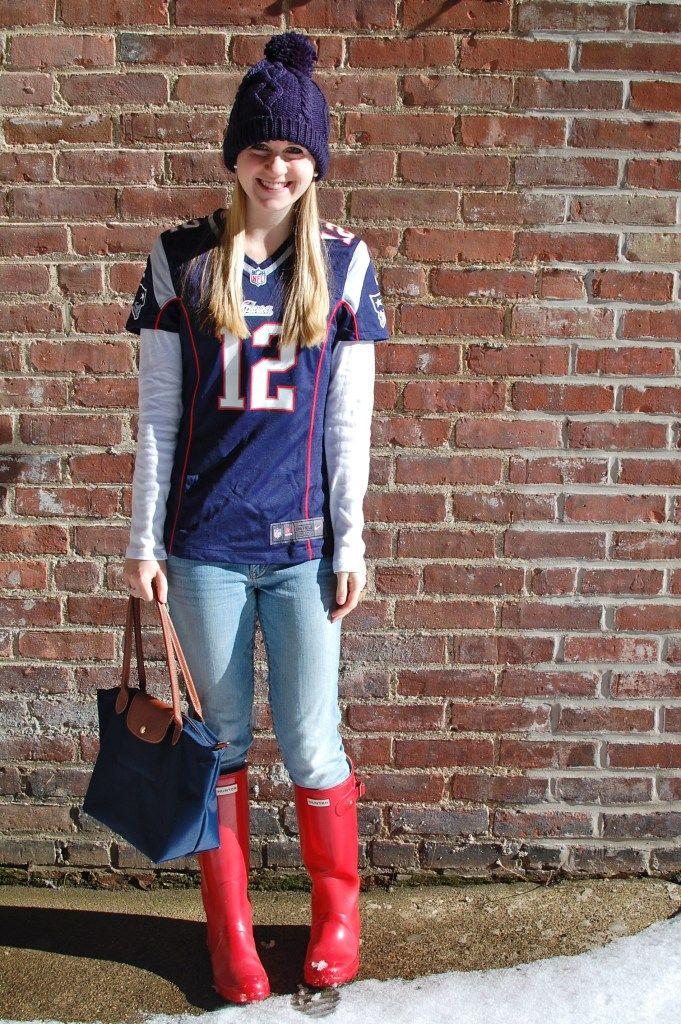 a1bda9d7 Women's Patriots Jersey | Closet Goals in 2019 | Fashion, Jersey ...