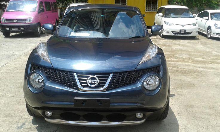 2012 Nissan Juke 1.6
