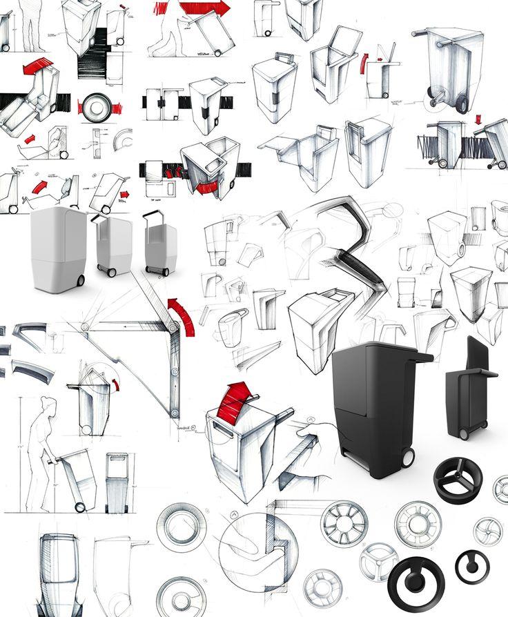 Sketches - Alex Calachan   Industrial Designer