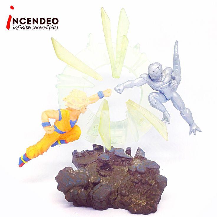 Bandai Dragon Ball Z, Goku vs Meta Cooler. #bandai #japan #dragonballz #goku #metacooler #anime #comic #actionfigures #figure #toy #collections #collectibles #incendeo #infiniteserendipity #七龙珠 #🐲 #悟空 #玩具 #收藏 #日本