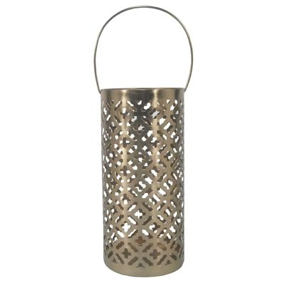 1312 best lighting landscape lighting images on pinterest shop allen roth gold cut out outdoor decorative lantern at lowes canada find our selection of decorative lanterns at the lowest price guaranteed with aloadofball Images